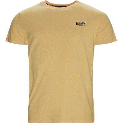 M1010 T-shirt Regular | M1010 T-shirt | Gul